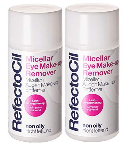 2er Refectocil Micellar Eye Make-Up Remover Augen Make-Up Entferner 150 ml
