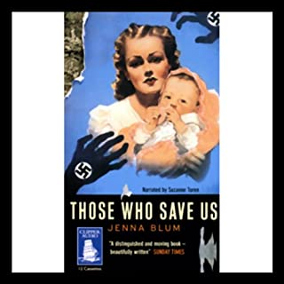Those Who Save Us cover art