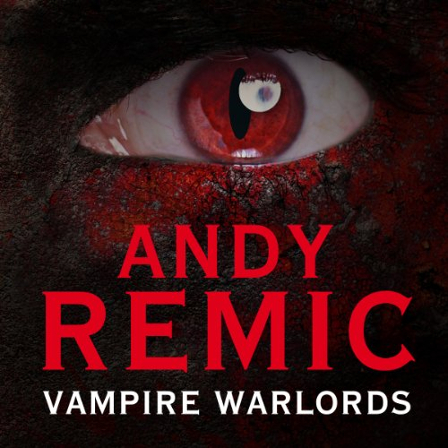 Vampire Warlords audiobook cover art