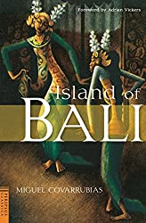 Books to read Bali - Island of Bali by Miguel Covarrubias