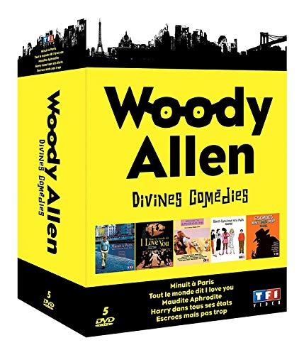 Woody Allen - Coffret - Divines comédies - 5 DVD