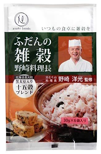 旭食品 ふだんの雑穀 分とく山料理長野崎洋光監修 袋180g