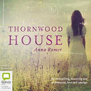 Thornwood House audiobook cover art