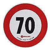 Lampa 98441 Contrassegno Limite velocità - 70 Km/h...