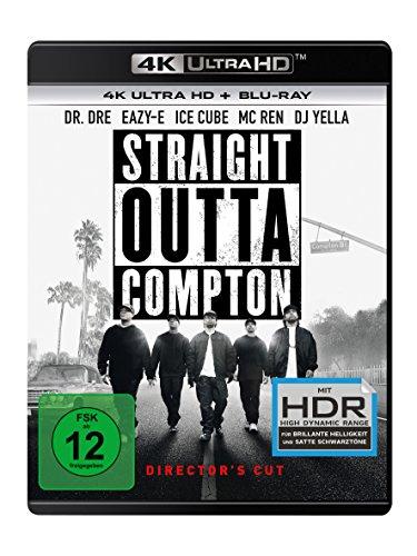 Straight Outta Compton (4K Ultra HD) (+ Blu-ray 2D)