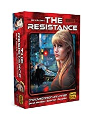 Best Party Board Games For Adults The Resistance
