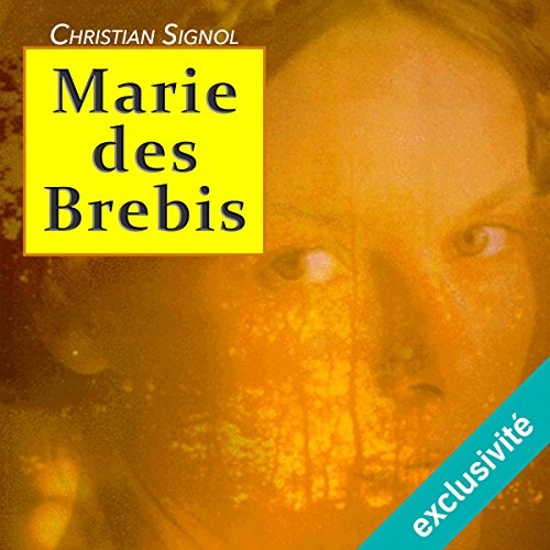 Marie des brebis  audiobook cover art