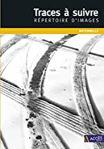 Traces à suivre - Répertoire d'images (DVD inclus) - Maternelle de Christina Dorner