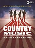 Country Music - A film by Ken Burns [DVD] The Complete 16 hours 8 DVD Boxset [Reino Unido]