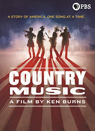 Country Music - A film by Ken Burns [DVD] The Complete 16 hours 8 DVD Boxset