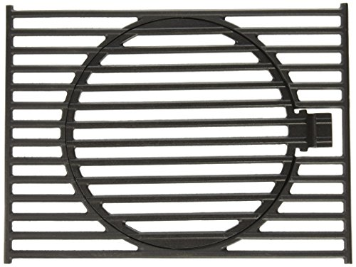 Music City Metals 64332 Matte Cast Iron Cooking Grid Replacement for Gas Grill Model Stok SGP4330SB, Set of 2