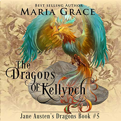 The Dragons of Kellynch  By  cover art