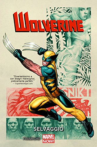Selvaggio. Wolverine