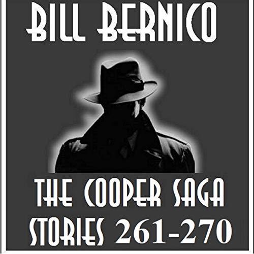 The Cooper Saga 27 Titelbild