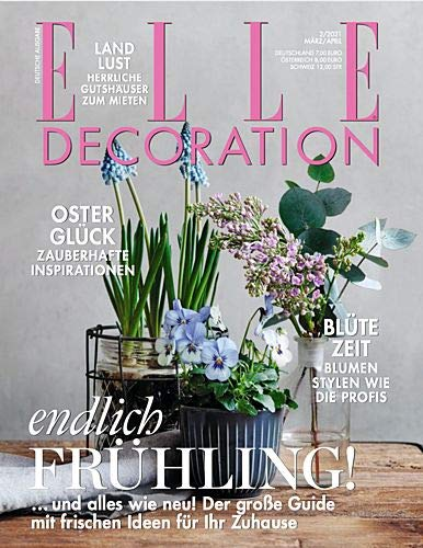 Elle Decoration 2/2021