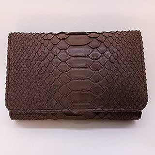 king cobra skin wallet