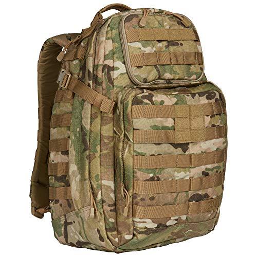 2. 5.11 Tactical RUSH24 Backpack - Una mochila blindada
