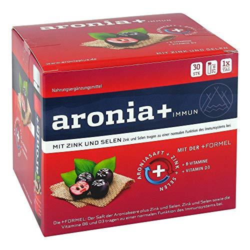 aronia+ immun Trinkfläschchen, 30 St. Ampullen