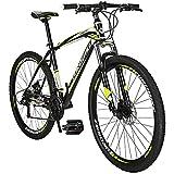 Eurobike X1 Mountain Bike 21 Speed 27.5 Inch Regular Spoke Wheels Mountain...