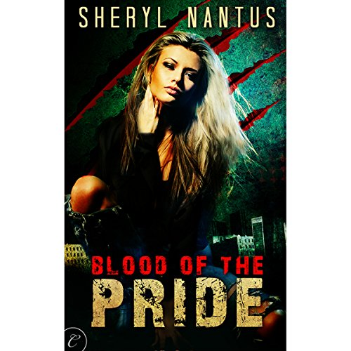 Blood of the Pride audiobook cover art