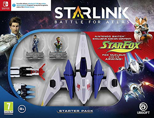 Starlink Starter Pack [AT PEGI] - Nintendo Switch [Edizione: Germania]