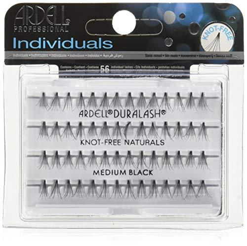 Ardell AII68127 - Pestañas postizas, individuales, color negro