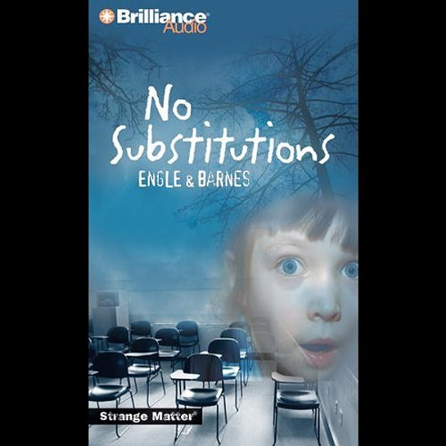 No Substitutions audiobook cover art