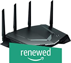 NETGEAR Nighthawk Pro Gaming XR500 WiFi Router with 4 Ethernet Ports and Wireless speeds up to 2.6 Gbps, AC2600, Optimized...