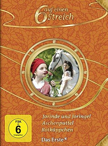 Sechs auf einen Streich - Märchenbox, Vol. 8 (3 DVDs)