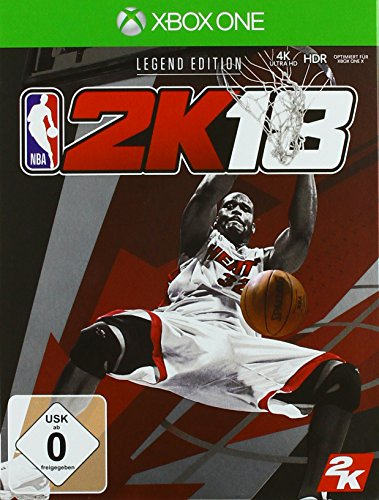 NBA 2K18 - Legend Edition - [Xbox One]