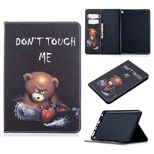 HSRWGD Fire HD 8 2020, resistente a prueba de golpes, funda tipo cartera con soporte para tarjetas de crédito, cubierta trasera antiresistente para Kindle Fire HD 8 2020 8 pulgadas