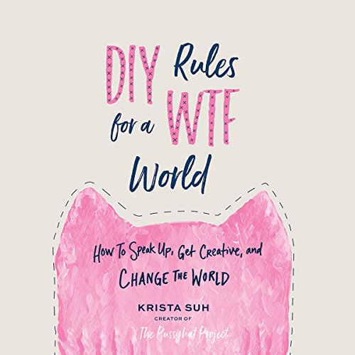DIY Rules for a WTF World audiobook cover art
