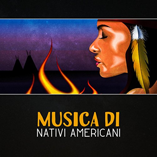 Musica di nativi americani - Tamburi e flauto rilassanti, Meditazione sciamanica, Spiritualità tribale per l'armonia e la pace