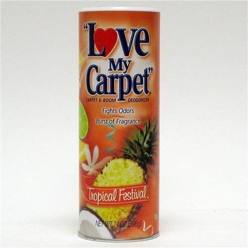 Carpet Fresh Love My Carpet Tropical
