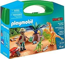 8. PLAYMOBIL Dino Explorer Carry Case