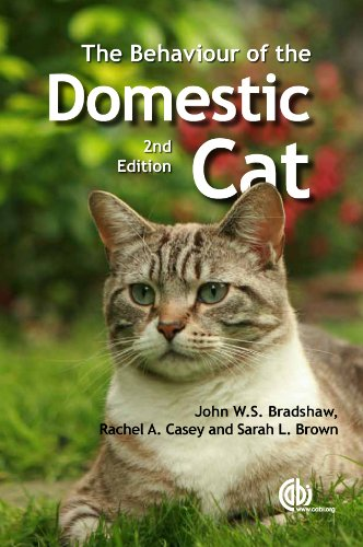 The Behaviour of the Domestic Cat (English Edition)