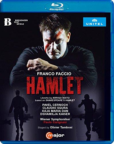 Franco Faccio: Hamlet (Bregenzer Festspiele 2016) [Blu-ray]