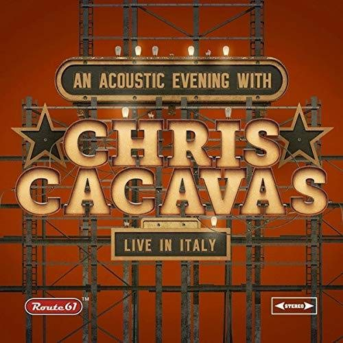 An Acoustic Evening With...Live In Italy