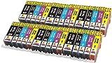 PGI-520 CLI-521 TONER EXPERTE 30 XL Cartouches d'encre compatibles pour Canon PIXMA...