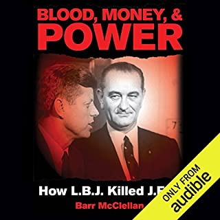 Blood, Money, and Power audiobook cover art