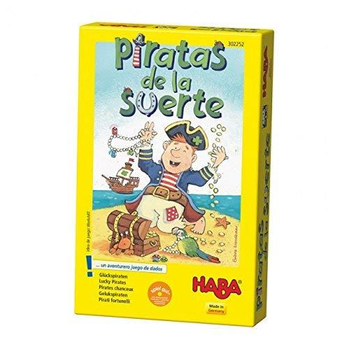 HABA- Piratas de la Suerte (302252)