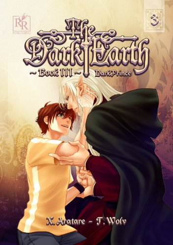 Dark Prince Vol. 3 (Yaoi Manga) (The Dark Earth) (English Edition)