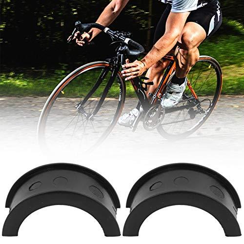 SALUTUYA Accesorio de Manillar de Ciclismo Junta de conversión Resistente al Calor, Soporte de teléfono de Bicicleta(Type A)