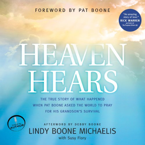 Heaven Hears audiobook cover art