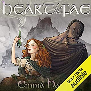 Heart of the Fae audiobook cover art