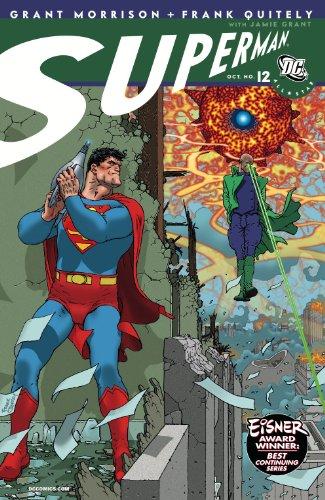 All Star Superman #12 (All-Star Superman) (English Edition)