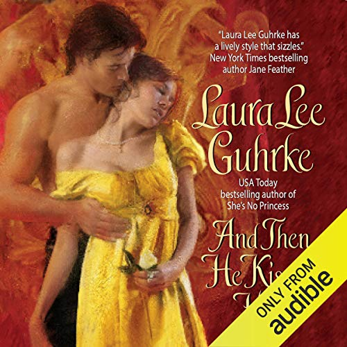 And Then He Kissed Her audiobook cover art
