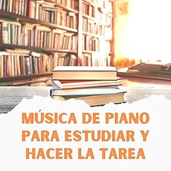 Música de piano para estudiar y hacer la tarea