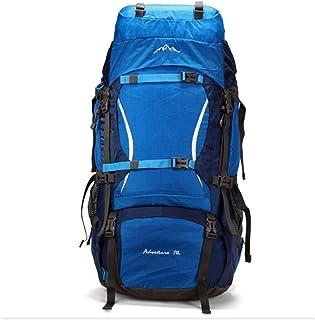 Mochila de senderismo, ligera e impermeable de viaje para hombres y mujeres, camping, senderismo, mochila de alto rendimiento para mochileros, senderismo, camping JoinBuy.R