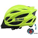 GoMax Aero Adult Safety Helmet Adjustable Road Cycling Mountain Bike...